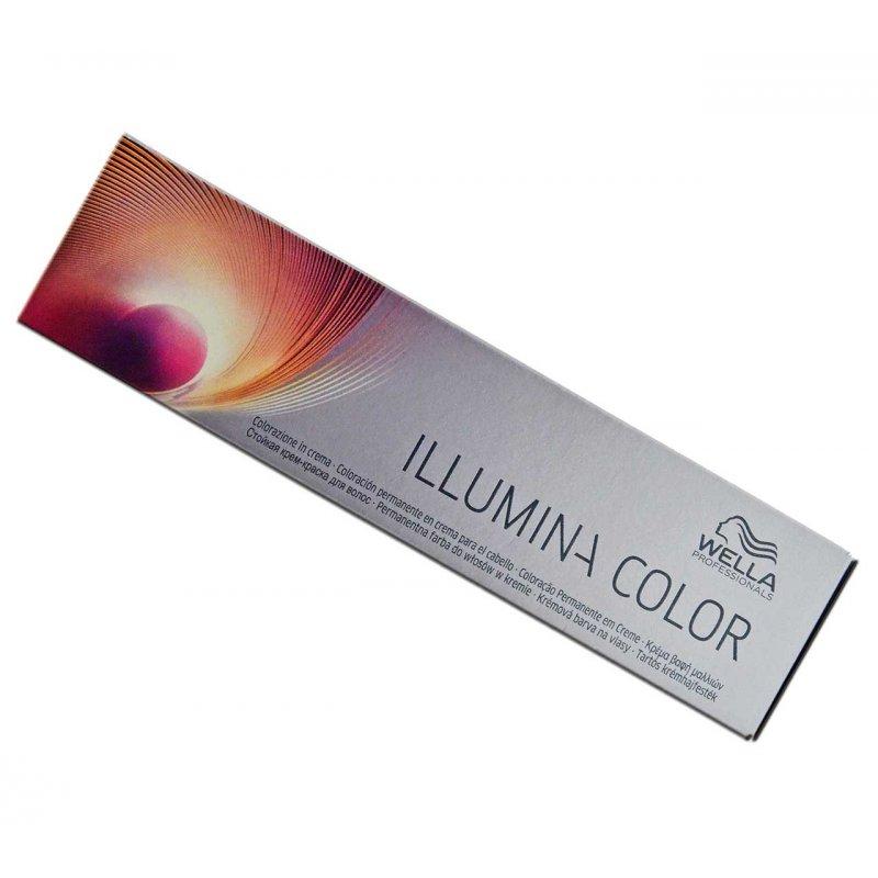 Wella Illumina Color 60ml Creme Haarfarbe Nuancen 7 95