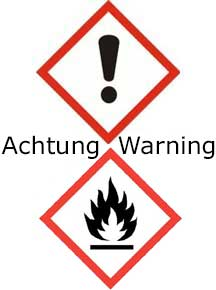 Achtung / Attention