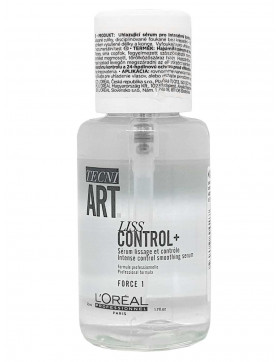 Loreal tecni.art smooth Liss Control+ 50ml