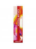 Wella Color Touch Vibrant Reds  77/45 - mittelblond intensiv tor-mahagoni