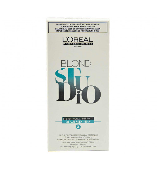 Loreal Studio Blond Majimeches Booster - 25g