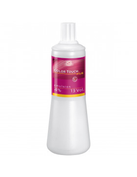 Wella Color Touch Plus Emulsion 4% - 1000ml