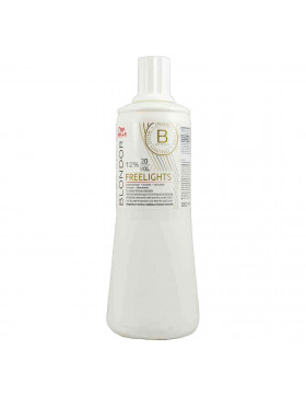 Wella Blondor Freelights Oxyd 12% - 1000 ml Für Präzise...