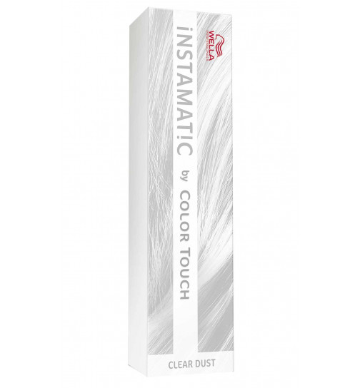 Wella Instamatic by Color Touch - 60ml 1:1 Clear Dust
