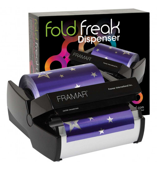 Fold Freak Dispenser Ohne Folie 8,5 x 4 Zoll