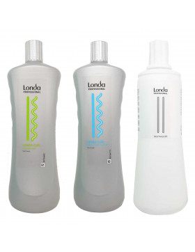 Londa Proffesional Curl Well-Lotion ,1000ml