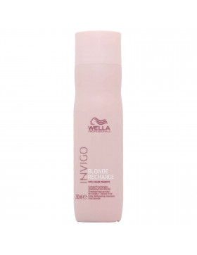 Wella Invigo Cool Blonde Refreshing Shampoo, 250ml
