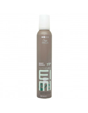 Wella EIMI Boost Bounce 72H Nutri Curls Locken Schaum, 300ml