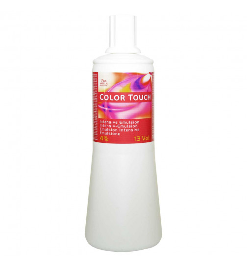 Wella Color Touch Intensive Emulsion 4% - 1000ml