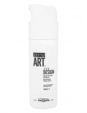 Loreal Tecni Art Fix Design Fixing Haarspray 200ml