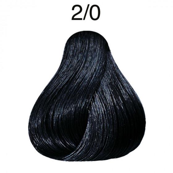 2/0 schwarz