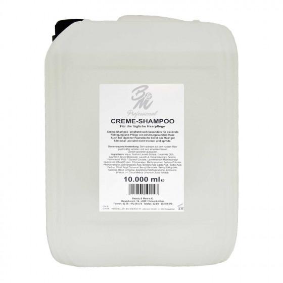 Creme-Shampoo Tägliche Haarpflege