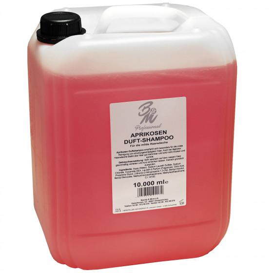 Aprikosen Shampoo
