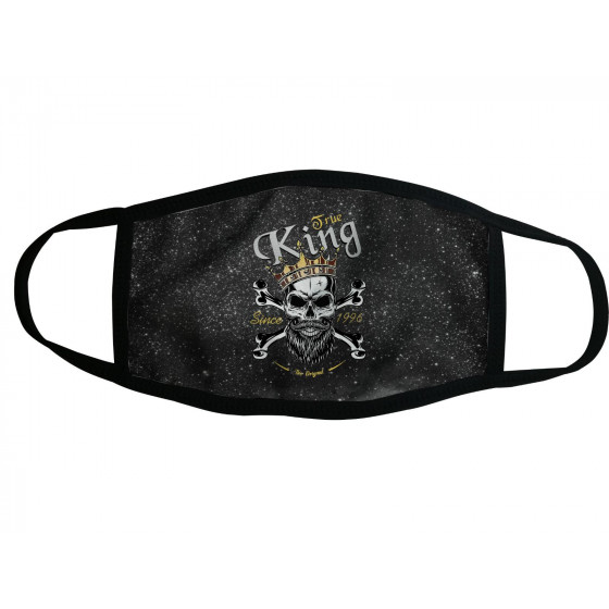 12 - Kings Mask